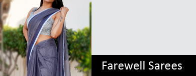 Farewell-Saree