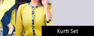 kurti-set